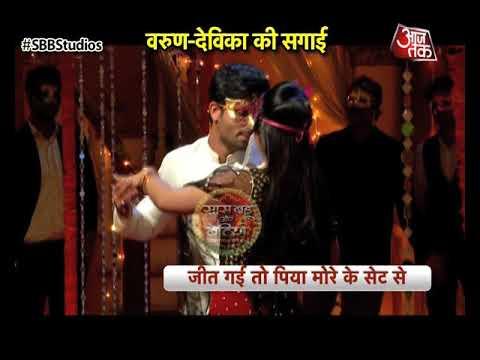 Jeet Gayi Toh Piya More: Devika & Varun's Masquera