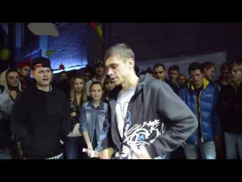 Slovo (Краснодар), сезон 3, Раунд 1: QcheR Vs Ив (2013)