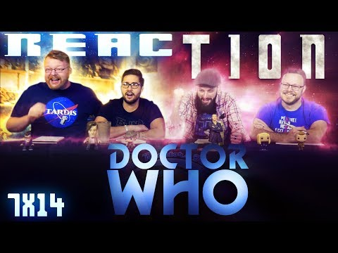 "Doctor Who 7x14 Reaction!! ""the Day Of The Doctor"" 50th Anniversary Special"