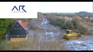 Remediation Project - Brackley Sawmills