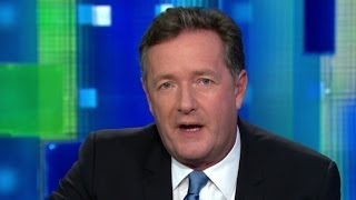 Piers Morgan Says Goodbye