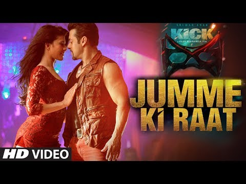 raat - Bhai is finally here to make you groove on his new number Jumme Ki Raat from the movie Kick. Be it dance, be it music, be it dialogues...This time Salman Kha...