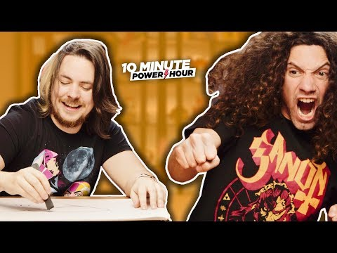 10 Minute Power Hour - Fan Submitted Pictionary