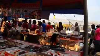 Buriram Thailand  city photo : Walk trough sunday market - Nang Rong buriram Thailand 2012