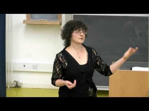 Antrittsvorlesung: Prof Federica G Pedriali