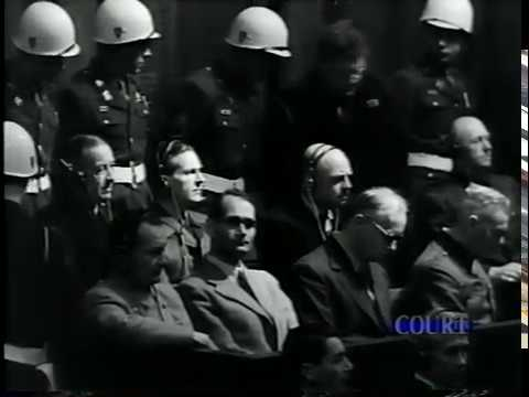 Nuremberg Trial (Court TV, part 1)