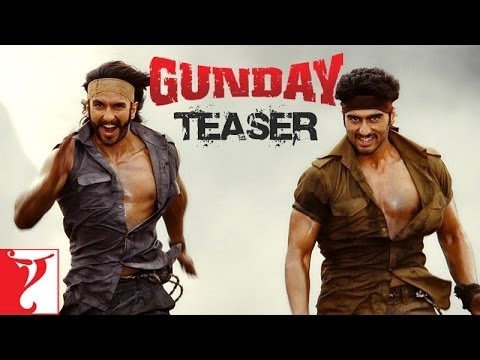 Video Gunday | Official Teaser | Ranveer Singh | Arjun Kapoor | Priyanka Chopra | Irrfan Khan download in MP3, 3GP, MP4, WEBM, AVI, FLV January 2017