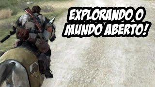 Canal de livestreams: http://www.azubu.tv/brksedu Vídeo gameplay do jogo Metal Gear Solid 5 The Phantom Pain, game disponível em Português PT-BR para ...