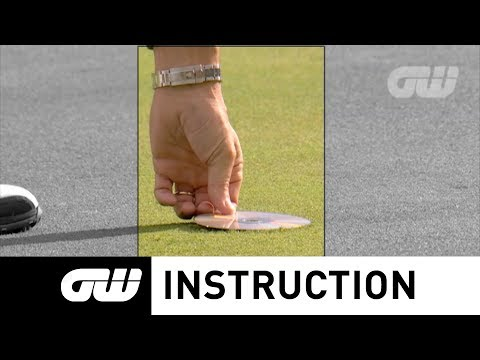 GW Instruction: Play Like a Pro – Lesson 22 – Putting, Look at the break