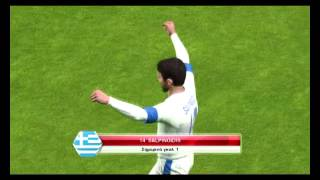 PES 14 GREECE WORLD CUP 2014