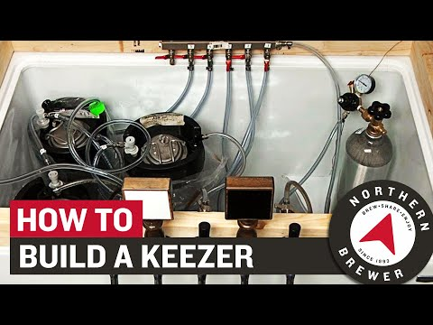 HOW TO BUILD A KEEZER by Northern Brewer