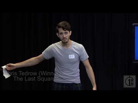LA's 10th Annual 1Minute Monologue Contest, Best Male Actor Performances