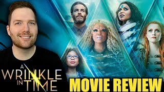 Video A Wrinkle in Time - Movie Review MP3, 3GP, MP4, WEBM, AVI, FLV Maret 2018