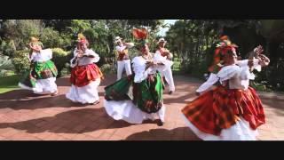 """Kali """"La grev baré mwen"""" Le Ballet Exotic de la Martinique vous invite à découvrir l'île aux fleurs et ses danses traditionnelles."""