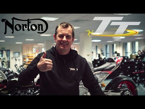 Vídeos de 'McGuinness ficha por Norton para el TT de la Isla de Man 2018'