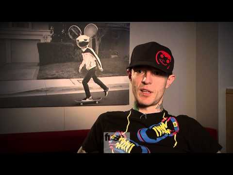 Deadmau5 - Deadmau5 sits down to discuss his new record