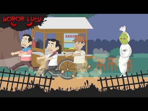 Bakso Pocong#Pocong Makan Bakso#Horor Lucu Episode 23