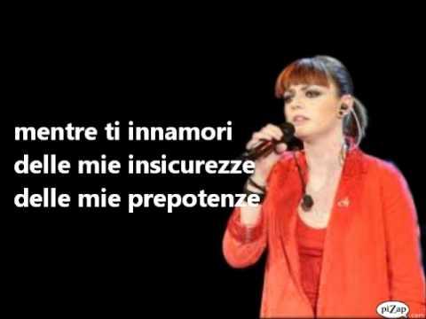 , title : 'Annalisa Scarrone - BRIVIDI+TESTO'