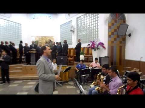AD 78 anos em Cachoeira Paulista - Hino Oficial da festa - 21/01/2015