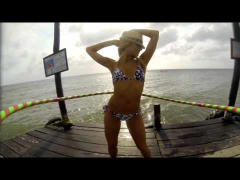 Dallas Cowboys Cheerleaders x GoPro Hula Cam