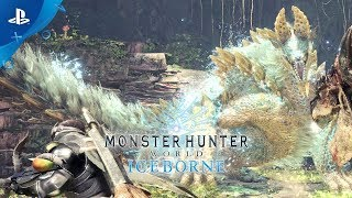 Monster Hunter World: Iceborne - Zinogre Trailer   PS4