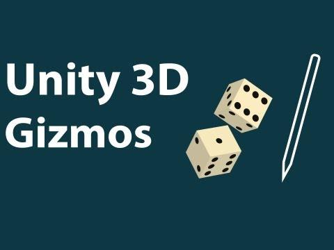Unity 3D: Gizmos