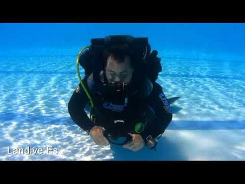1er. contacto con mi rebreather Azimuth