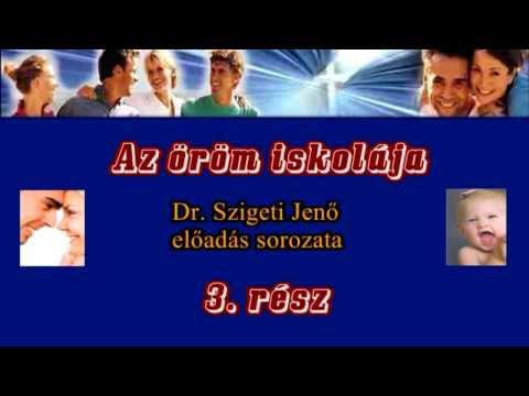 Dr. Szigeti Jenő : Az öröm iskolája3