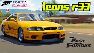 Nonton Leon's R33 Skyline S1 Monster - Fast & Furious Replica Build (Online Racing) Film Subtitle Indonesia Streaming Movie Download