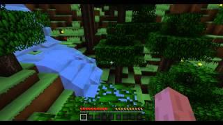 Minecraft Zombie Island (#1)(После кораблекрушения)