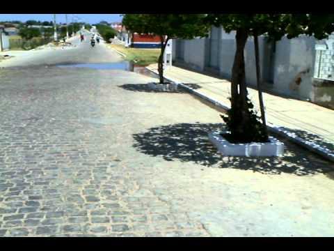 Esgoto a ceu Aberto em São Mamede no paudarco PARTE 2