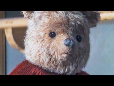 CHRISTOPHER ROBIN Winnie Pooh Breaks A Shelf TV Spot Trailer (2018)
