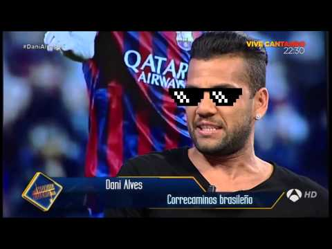 [Deal with it] Dani Alves Brasil 1-7 Alemania -  Turn down for what