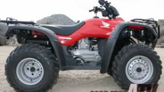 5. ATV Television Test - 2005 Honda Rancher AT