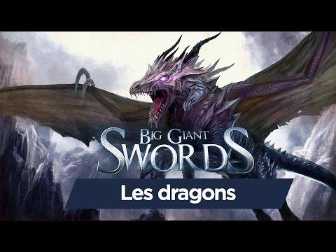 big Giant Swords : les dragons