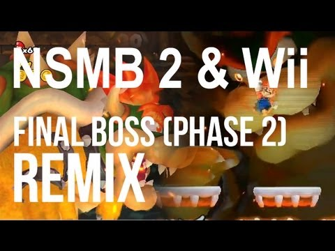 New Super Mario Bros. 2 / Wii - Final Boss Remix (Orchestrated) [HD]