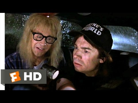 Wayne's World 2 (3/10) Movie CLIP - Scouting The Location (1993) HD