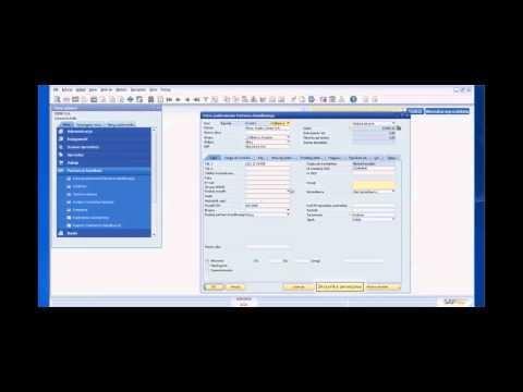 SAP Business One - integracja systemu ERP z pocztą e-mail