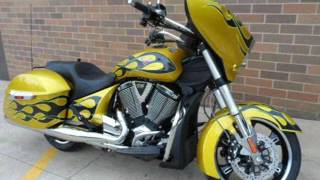 1. Victory MotorCycles Cross Country Factory Custom Paint Review | Victory MotorCycles Cross Country
