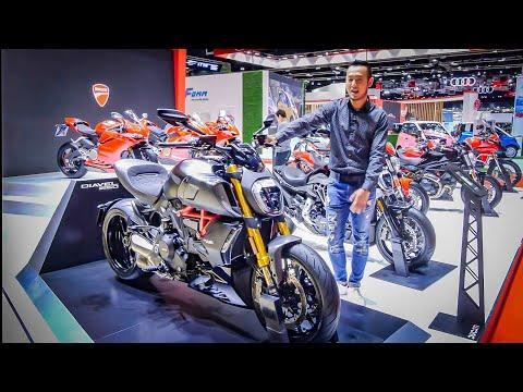 Khám phá chi tiết Ducati Diavel 1260S đời mới 2019 cực chất chuẩn bị về Việt Nam - Thời lượng: 13:24.