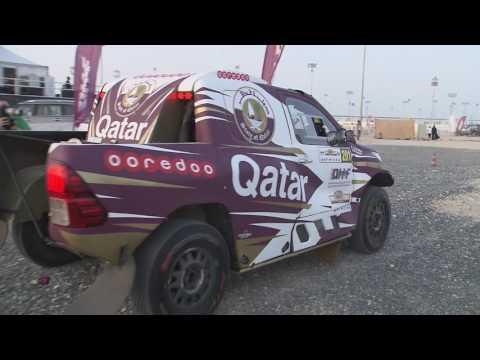 Rally Qatar - Prólogo Autos