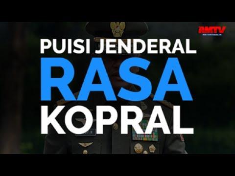 Puisi Jenderal Rasa Kopral