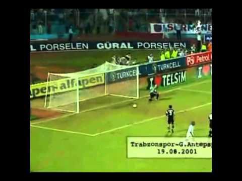 Hami Mandıralı'nın en güzel 10 golü sizlerle... (видео)