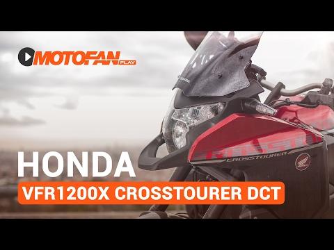 Vídeos de la Honda VFR1200X Crosstourer (DCT)