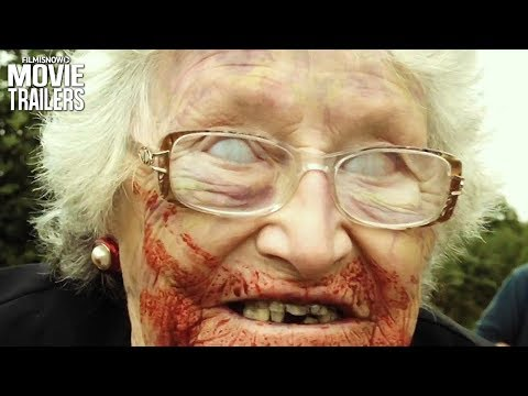 Granny of The Dead | Official Trailer for Zombie Horror Comedy
