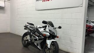 9. 2005 Honda CBR 600 RR  SOLD SOLD SOLD CBR600RR New Exhaust, Cover, Extra Windshield Munro Motors
