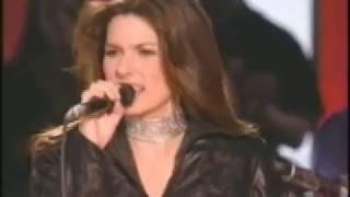 Shania Twain - You Shook Me All Night Long (Live)