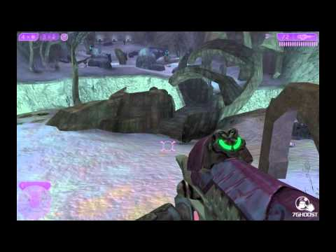 halo2 - Gameplay de este Legendario juego, Halo 2 PC Caracteristicas del PC: Procesador: AMD APU A8 3870K 3.0 GHz Tarjeta de video: Radeon HD 7750 1GB GDDR5 Memoria ...