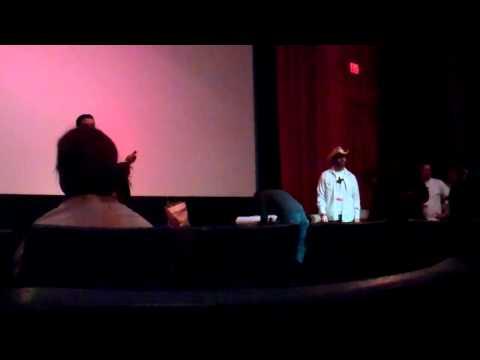 New Beverly Cinema Django Unchained DVD release celebration pt2