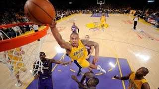 NBA - The Worst Dunkers
